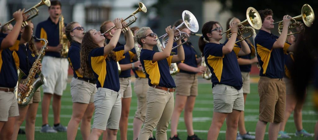 Montoursville Marching Band